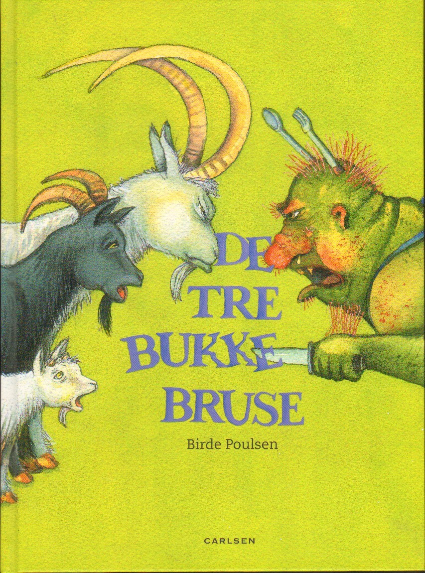 "forside til ""De tre Bukke Bruse"""